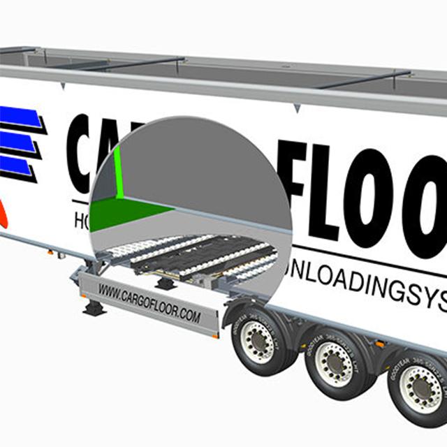 Cargo Floor Parts